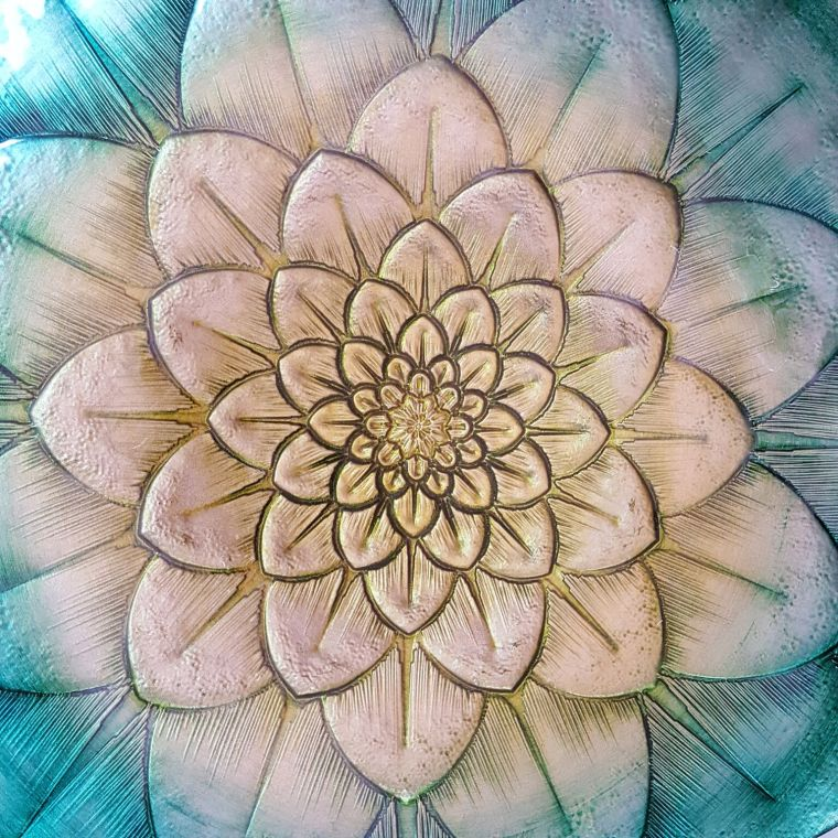 lotusflowerglass