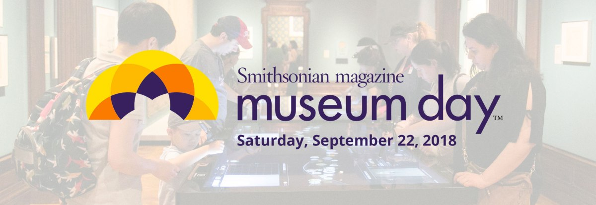 Find #NH Participants-Smithsonian Magazine's #Museum Day #Free Admission
