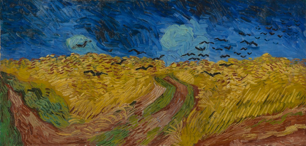 Vincent van Gogh Paintings & Drawings   Now Digitized & Put Online